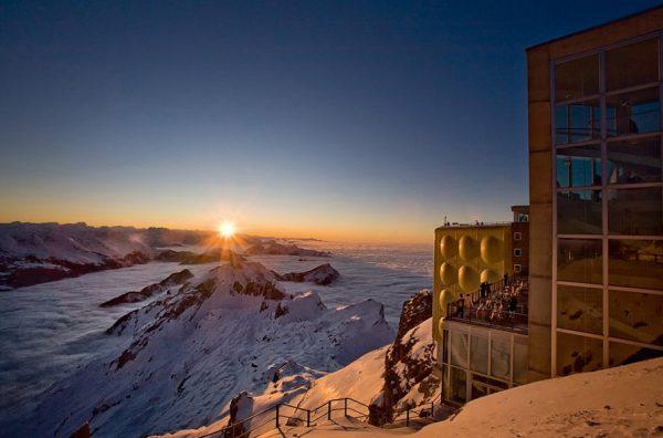 Freeriden am Säntis - Skifahren wo kein Skigebiet ist!