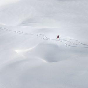 SKITECHNIK - GRUNDKURS Lerne Skifahren abseits der Pisten