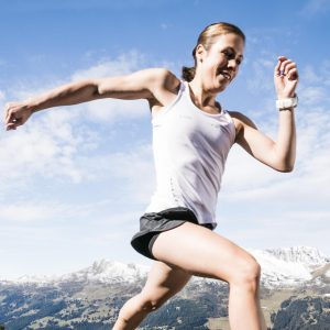SALOMON WOMEN TRAIL RUN CAMP LENZERHEIDE
