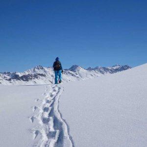 Snow Day, Schneeschuh & Schlitten Tag, Brambrüesch