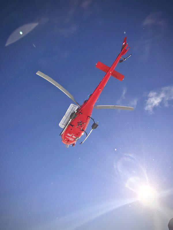 Heliski, Heliskiing, Helikopter, Helicopter