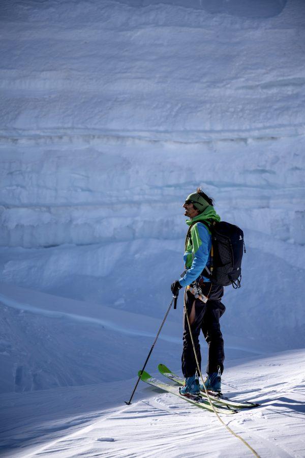 Piz Bernina - Skitour, Skibergsteigen, 4000er