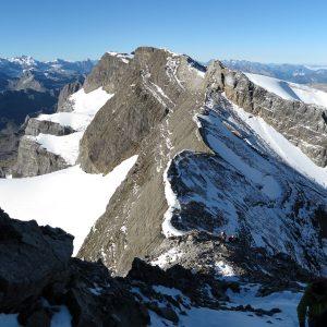 Äusserst schöne und sagenumwobene Gletschertour - Vrenelisgärtli Bergtour