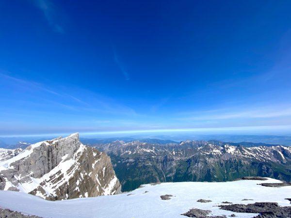 Äusserst schöne und sagenumwobene Gletschertour - Lichte Hochtour Vrenelisgärtli Bergtour