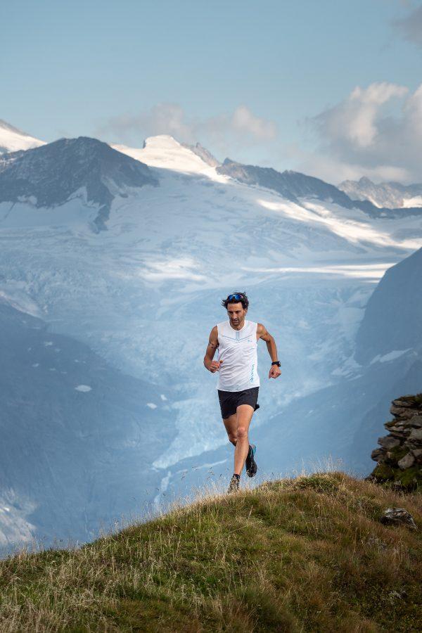 Monte-Rosa Gletscher Trail Run, Monter-Rosa Hütte, Zermatt